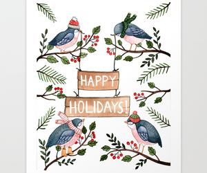 art print, christmas gifts, and home decor image