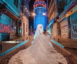 istanbul galata tower image