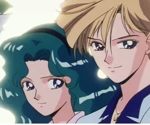 anime, sailor moon, and sailor neptune image