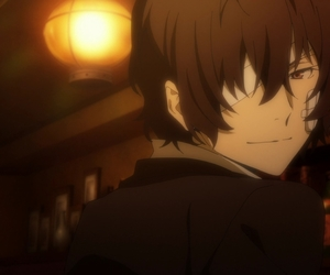 bungou stray dogs and osamu dazai image