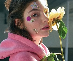 ️lorde, flowers, and pink image