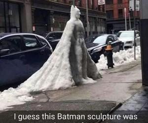 funny and batman image