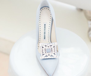 haute couture, manolo blahnik, and we heart it image