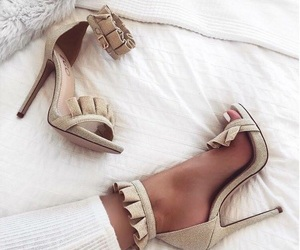 beauty, Nude, and shoes image