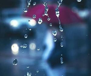 water drops image