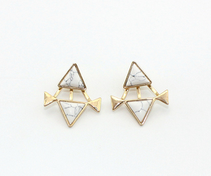 earrings, fashion, and white image
