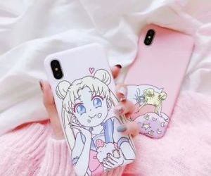ebay, sailor moon, and iphone case image