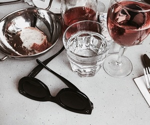 accessories, food, and sunglasses image
