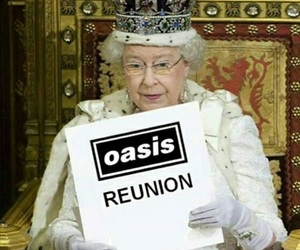 funny and oasis image