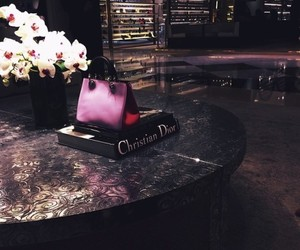 bag, Christian Dior, and luxury image