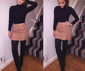 fashion, fall, and outfits image