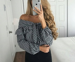 fashion, style, and selfie image