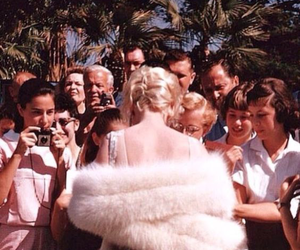vintage and Marilyn Monroe image