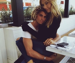 couple, goals, and alexis ren image