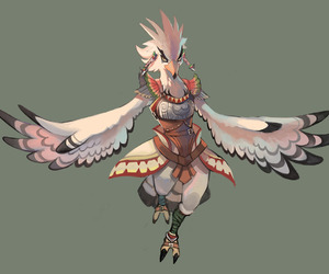 Legend of Zelda, teba, and breath of the wild image