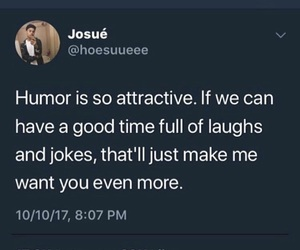 attractive, humor, and jokes image