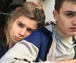 couple, aesthetic, and indie image