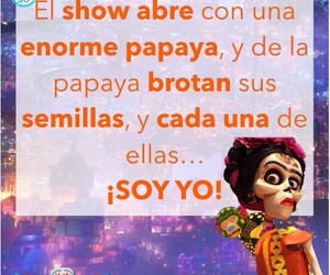 coco, disney, and frases image