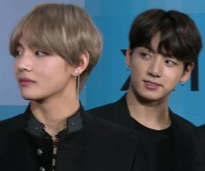 v, bts, and low quality image