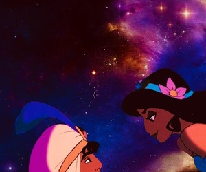 aladin, disney, and cute image