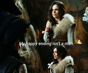 once upon a time, quotes, and evil queen image