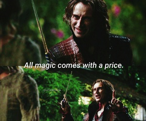 magic, once upon a time, and quotes image