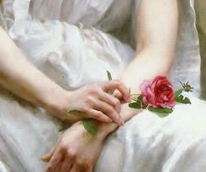 rose and art image