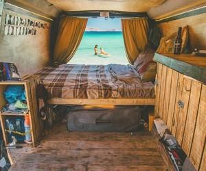 Camper, van, and vanlife image