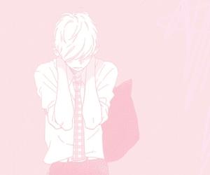 adorable, shy, and mamura image