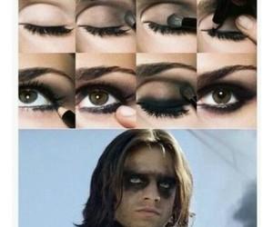 funny, makeup, and make up image