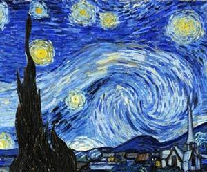 starry night image