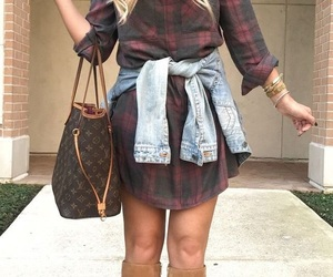 fall, outfits, and fashion image