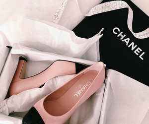 chanel, coco, and shoes image