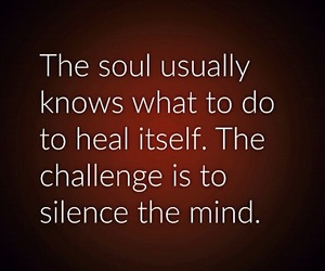 heal, power, and silence image