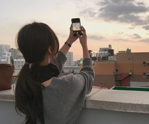 aesthetic, asia, and girl image