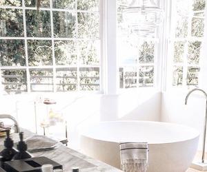 bathroom and windows image