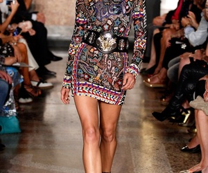fashion, emilio pucci, and runway image