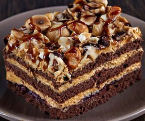 cakes, desserts, and juices image