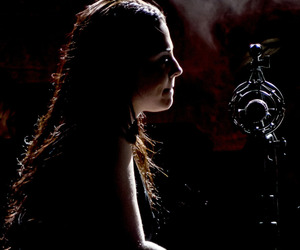 amy lee, evanescence, and dark image
