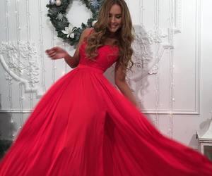 red fashion image