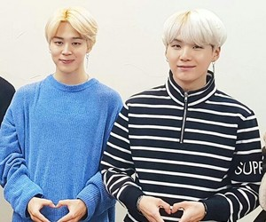 yoonmin, bts, and mini mini image