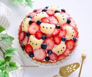berries, pies, and sweets image