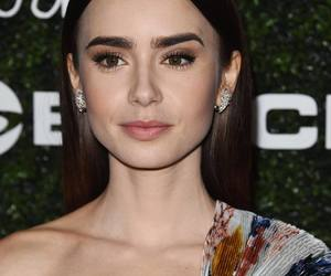 actress, girl, and lily collins image