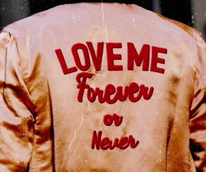 love, fashion, and jacket image