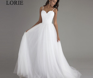 marriage, wed, and wedding dress image