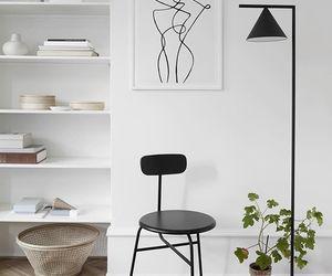 art, black, and decoration image