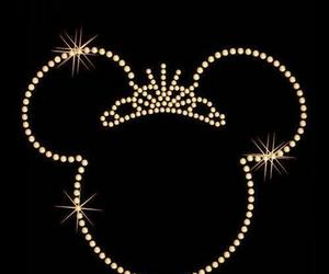 disney, wallpaper, and minnie mouse image
