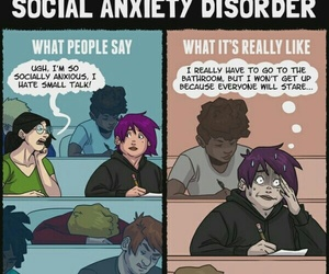 mental illness and social anxiety disorder image