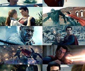 Henry Cavill, dc comics, and man of steel image