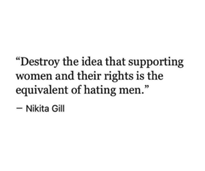 feminism, quotes, and beautiful image